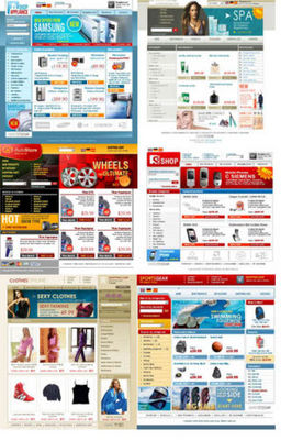 Product picture 100 Oscommerce templates